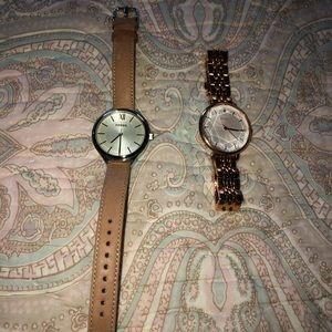 Watches, women's watch, fossil watch, FOSSIL